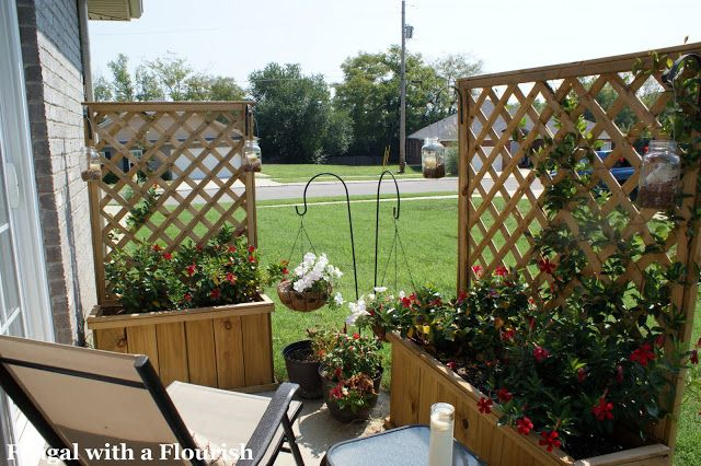 frugal with a flourish patio update outdoor designs