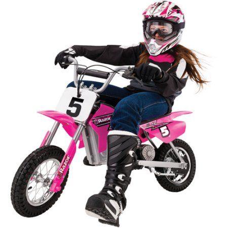 Razor MX350 Dirt Rocket Electric Motocross Bike, Available in Multiple Colors - Walmart.com