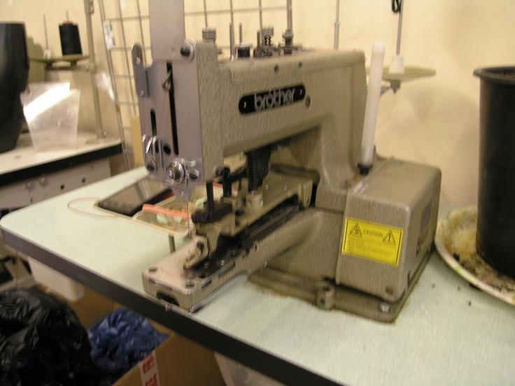 Brother Button Sew Machine