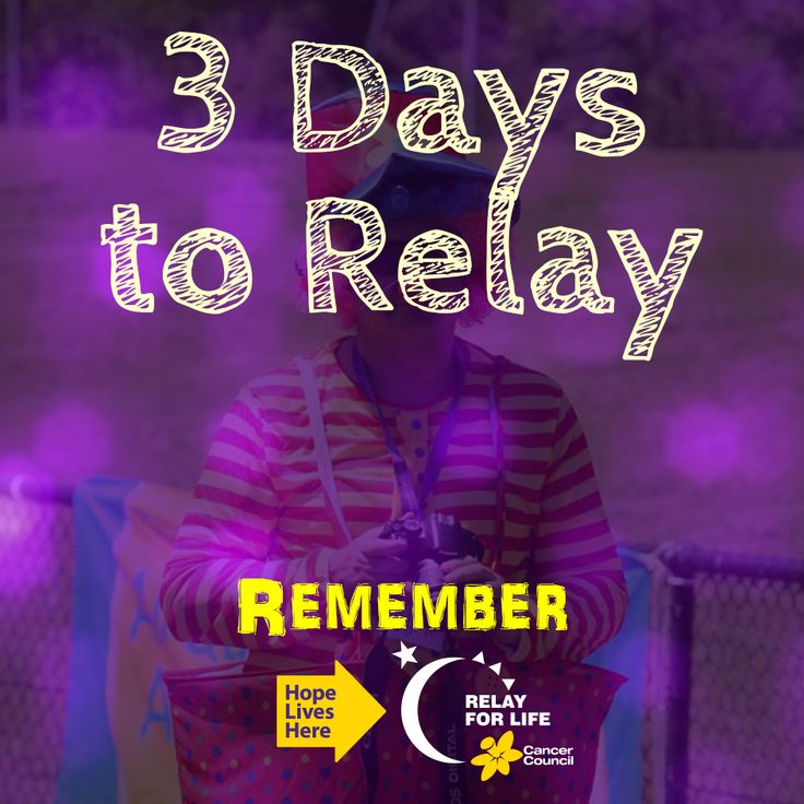 3 Days to Relay