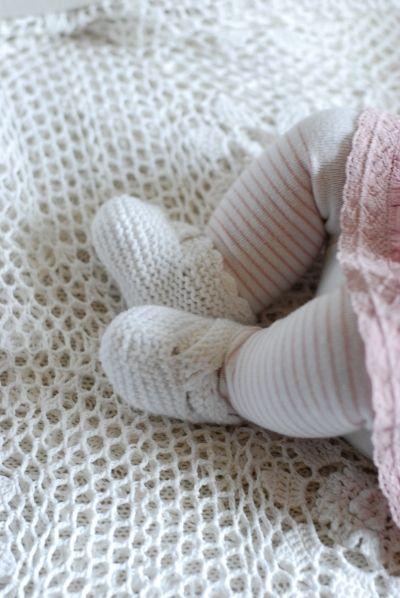 Vauvan tossut