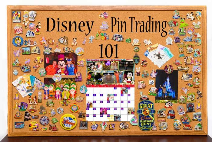 AN INSIDER'S GUIDE TO PIN TRADING IN DISNEY PARKS