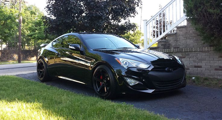 Guide to Hyundai Genesis Coupe Models