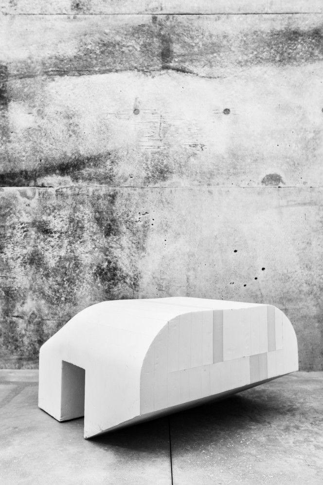RICK OWENS   (Rick Owens Furniture At MOCA Pacific Design Center