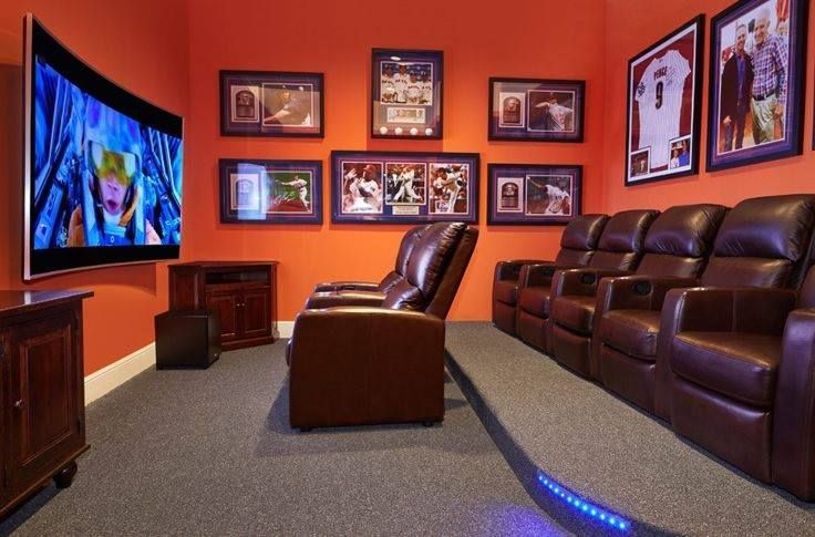 Home Theater Furniture Houston Image Review