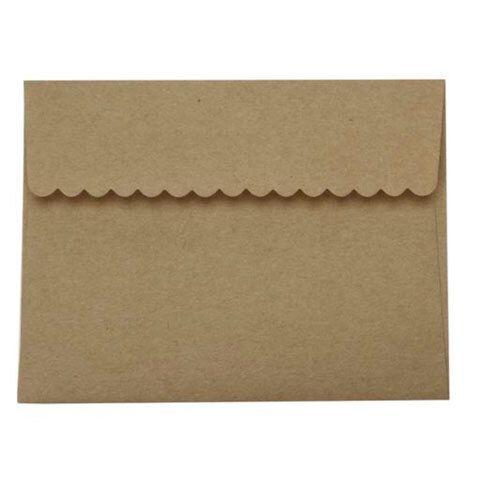 A2 Envelope, Kraft Envelope, Set of 20 by chickydoddle on Etsy https://www.etsy.com/listing/223981699/a2-envelope-kraft-envelope-set-of-20