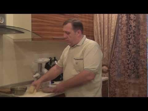 Колбаса сыровяленая (суджук). - YouTube