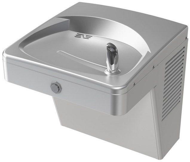 Антивандальный питьевой фонтанчик без охлаждения воды Oasis PVAC-14G