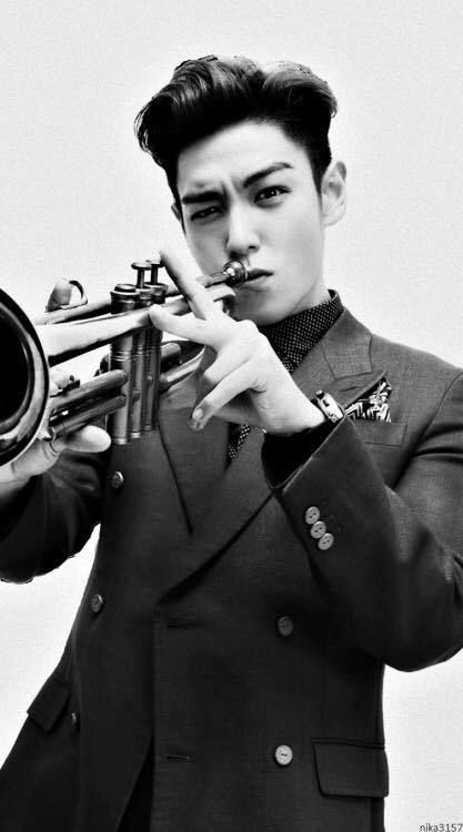 Due that I'm a Trumpet player AND T.O.P'S WIFE, this make me the happiest! NEW…