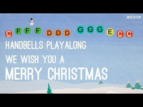 We Wish You a Merry Christmas - Boomwhacker Duo - YouTube