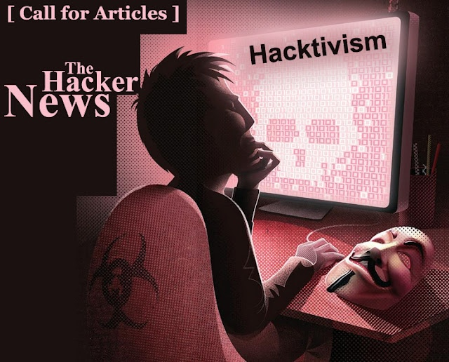 [ Call for Articles ] The Hacker News Magazine - Hacktivism Special Edition - May 2012 #download
