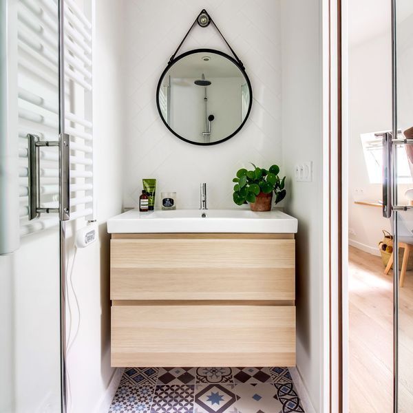 petite salle de bain optimis e inspiration coup de coeur