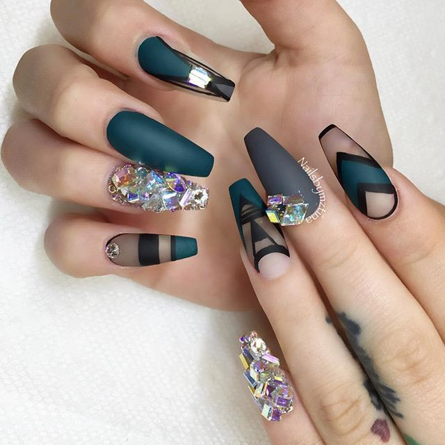 Nail Art Supplies Store: Instagram Post By Tina (@nailsbymztina)