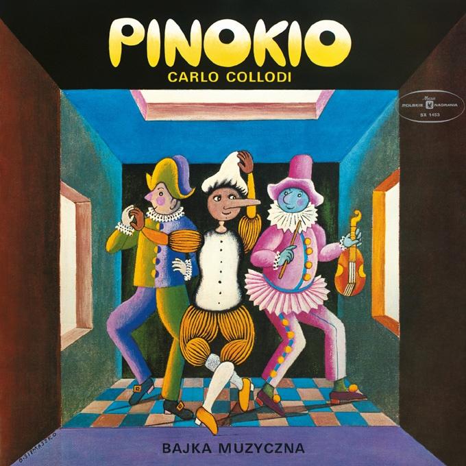 """Bajki-Grajki nr 6 """"Pinokio"""""""