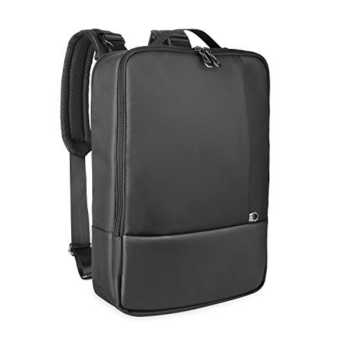 Laptop Backpack, Mamada Business Bags Waterproof School Bag College Travel Backpack for 15.6-Inch Laptop and Notebook, Black. For product & price info go to:  https://all4hiking.com/products/laptop-backpack-mamada-business-bags-waterproof-school-bag-college-travel-backpack-for-15-6-inch-laptop-and-notebook-black/