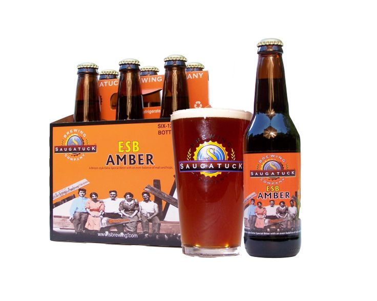 "During a recent trip to Michigan, I came across ESB Amber Ale by Saugatuck Brewery. The website is spot on saying it "" has a beautiful deep amber body and is a smooth, easy drinking ale."""