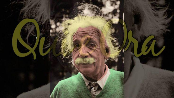 Gli 8 precetti di Albert Einstein