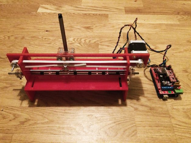 Plotter01 by ikosen - Thingiverse