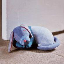 Sleeping Dog Doorstop