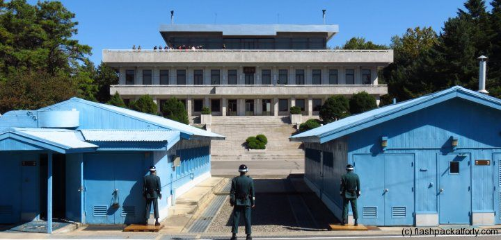 Seoul Trips: DMZ Tour and Joint Security Area Itinerary - Flashpacking Travel Blog