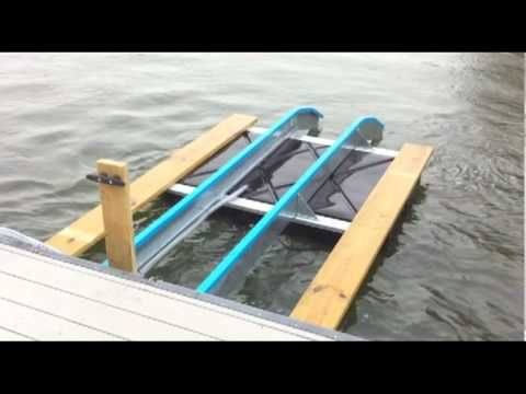 Image result for build a boat lift