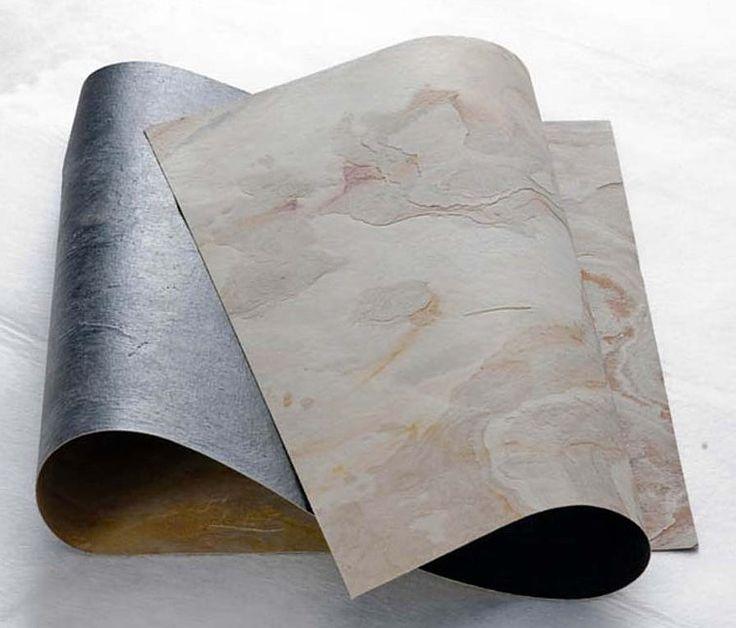 pierre flexible, feuille de pierre, ultraflex, revêtement, mural, agencement, placage