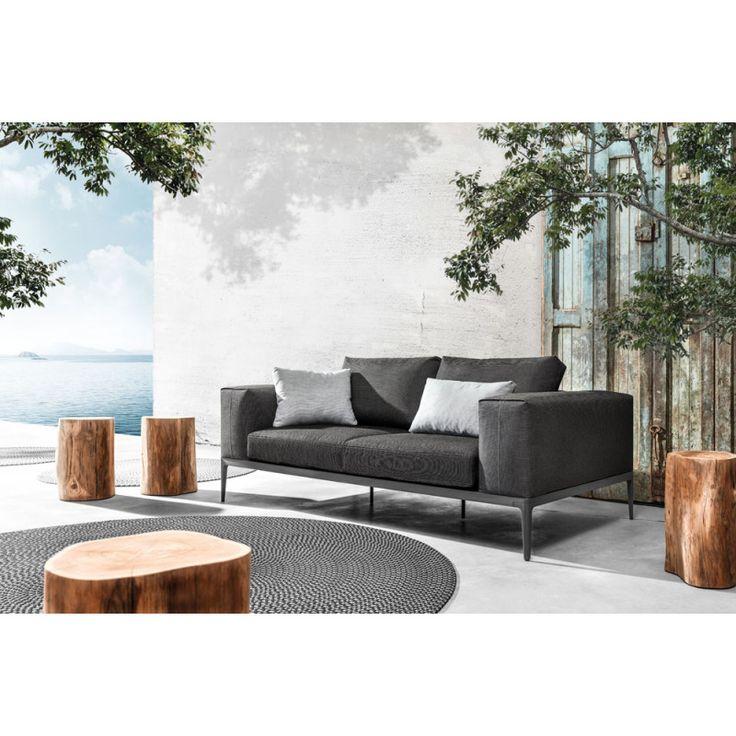 Gartenmobel Design Holz. Lounge Gartenmöbel 2-Sitzer Palettenmöbel