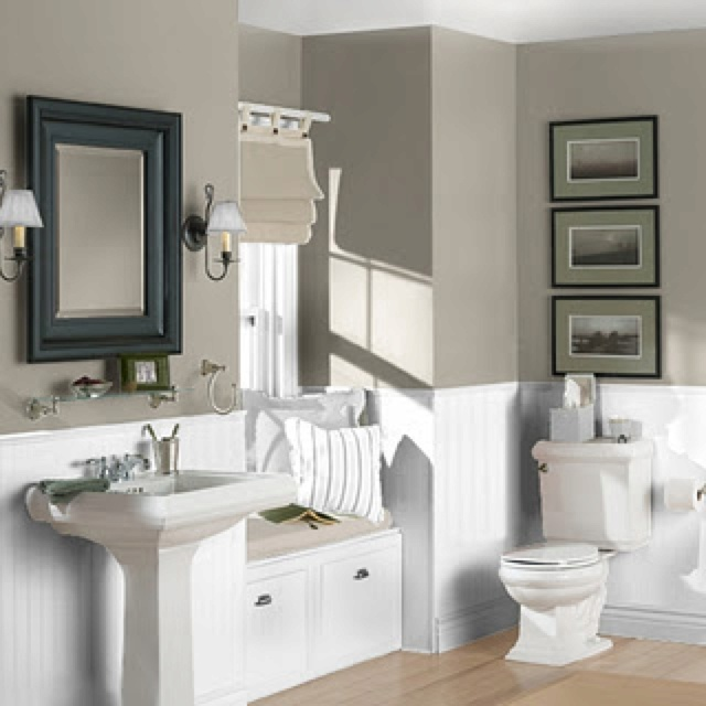Sherwin Williams Mink Bathroom: Living Room, Bathroom, And Bedroom Color For New House