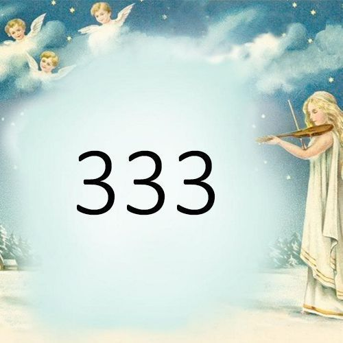 Angel Number 333, What Does It Mean? #numerologychart #numerologyreading #numerologymeanings