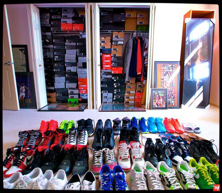 Nike Air Jordan Collection 300 pairs | Nike air shoes, Mens nike ...