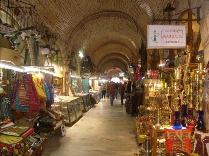 Kemeraltı Bazaar - İzmir, Turkey