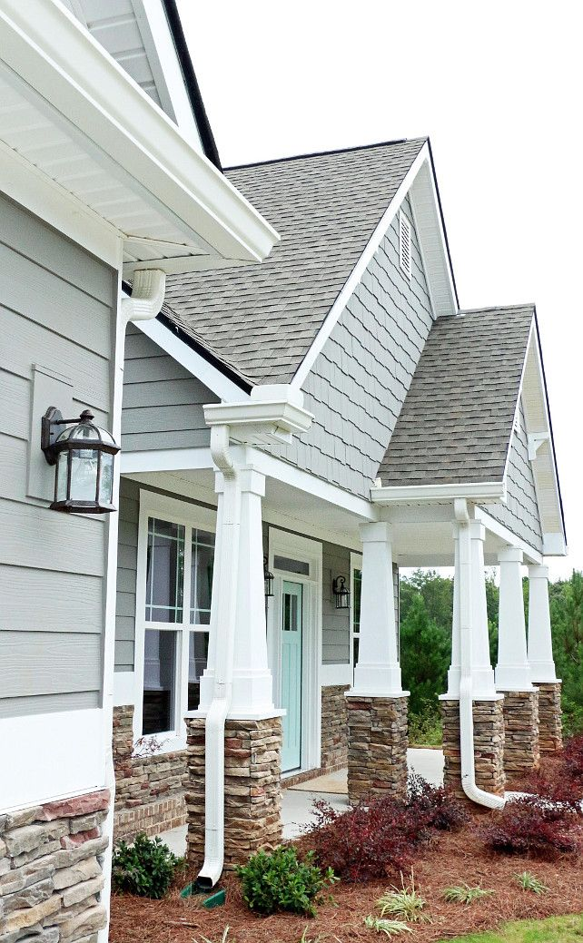 Best 25 Exterior Gray Paint Ideas On Pinterest Gray Exterior Houses Home Exterior Colors And