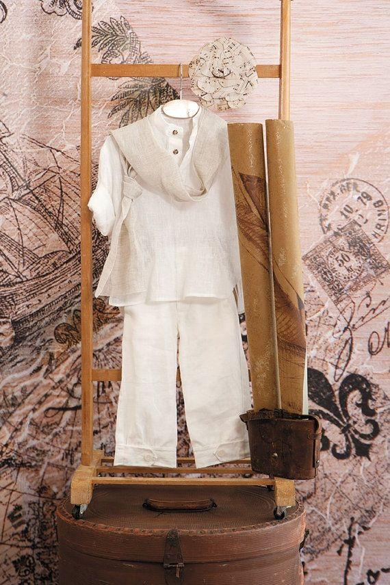 DOLCE bambini Christening Suit Sty.No 114-7 by StyledByAlexandros