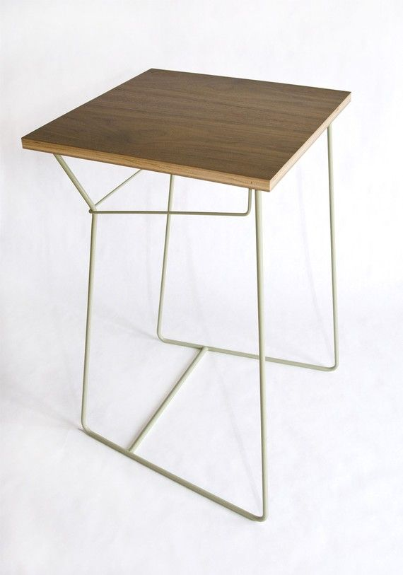 the slant table by gray inc $325