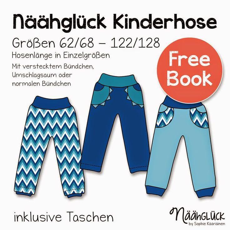 131 besten freebooks Bilder auf Pinterest | Nähen für kinder, Baby ...