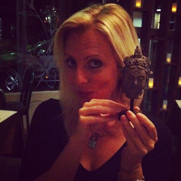 At Thai Cathriya in #Randwick, Lucy reveals it's BYO Buddhette ~ via @sydneycafes