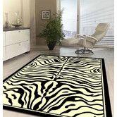 Found it at Wayfair Australia - Viva Modern Zebra Design Novelty Rug