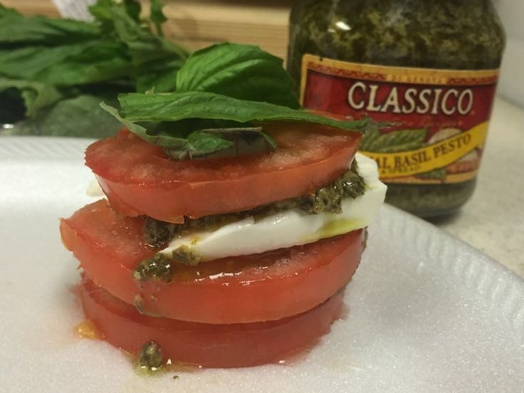 ... balsamic vinegar stacked caprese salad with balsamic vinegar recipes