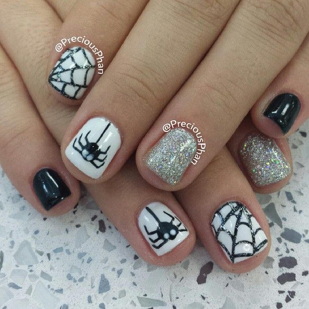 halloween  by preciousphan #nail #nails #nailart