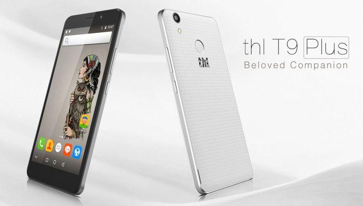 """Leuk Smartphone! De THL T9 Plus is een 5.5"""" HD touchscreen, 2GB aan geheugen en 16GB aan opslag (uitbreidbaar). Draait op een 4-Core processor @1.36GHz. Prima en snelle Smartphone in het zwart of wit voor maar €84!  http://gadgetsfromchina.nl/thl-t9-plus-5-5-4g-smartphone/  #gadgets #gadget #Aanbieding #SAle #THL#T9 #Plus #Smartphone #trendy #style #lifestyle #cool #fun #Android #fashion #design #gearbest #China #GadgetFromChina #Tech #Technology #fingerprint"""