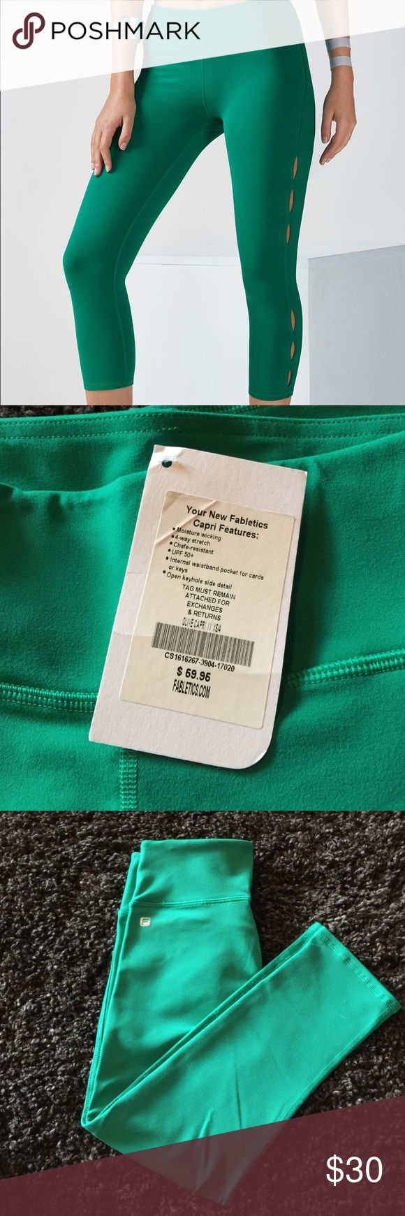 BNWT! Fabletics Capri Leggings! BNWT! Size XS! Accepting all reasonable offers! Fabletics Other