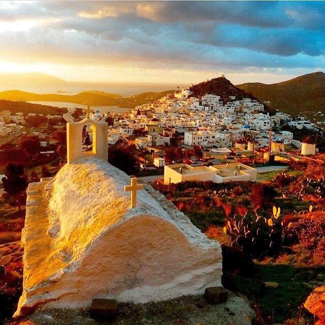 Ormos, Ios, Greece  https://www.liostasi.gr/