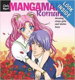 Manga Mania™: Romance: Drawing Shojo Girls and Bishie Boys: Christopher Hart: 9781933027432: Amazon.com: Books
