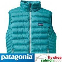 plumones mujer Patagonia