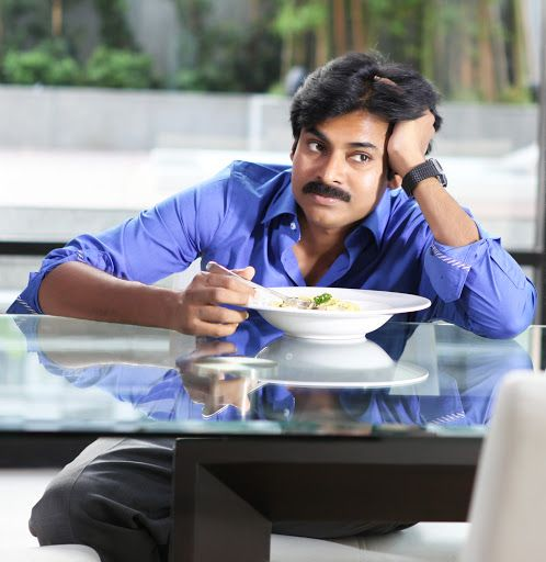 Damn Cuteee...Pawan in TeenMaar