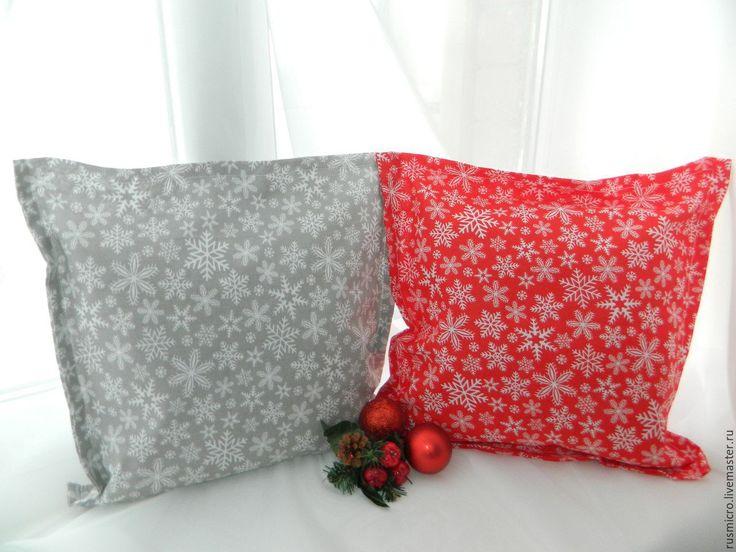 Купить Комплект Подушек. - комбинированный, декоративная подушка, подушка в подарок, подушка с принтом, подушка на заказ