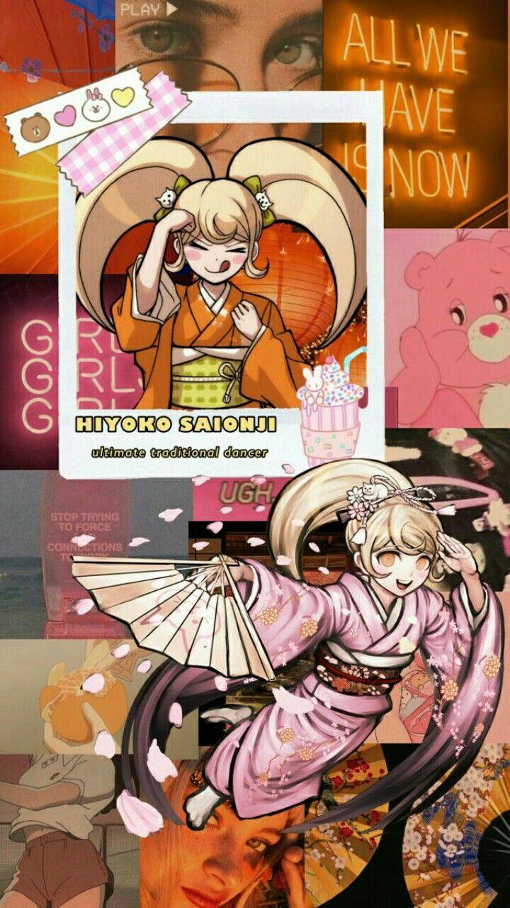 Hiyoko Saionji Anime Wallpaper Anime Wallpaper Iphone Cute Anime Wallpaper