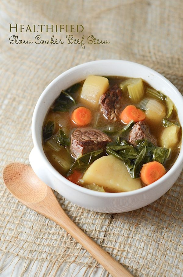 It seems like most beef stews are thought of as heavy and unhealthy. I'm hoping this recipe offers another possibility – a healthified beef stew with brownie points for ease of preparation thanks to the use of a slow cooker. […]