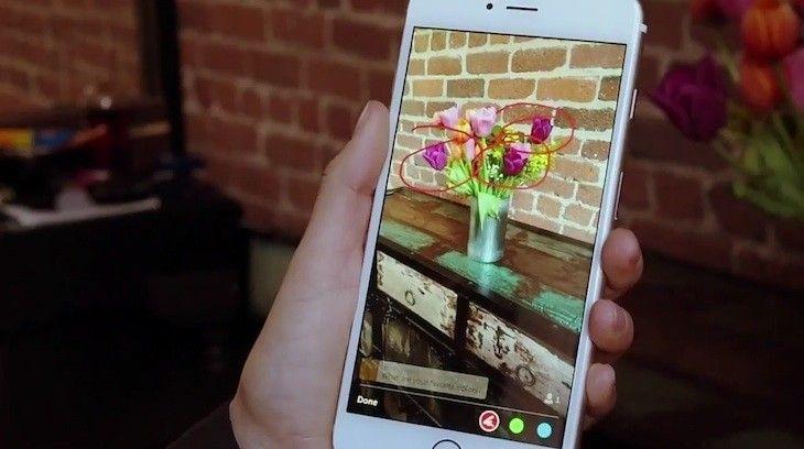 AppsUser: La nueva versión de Periscope para iOS agrega una función que permite dibujar mientras transmitimos video