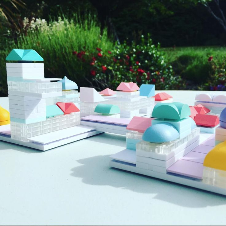 Arckit Cityscape launching soon! Iconic architectural forms in stunning pastel colours that will inspire young minds to envisage and build their dream city... #arckit #arckitecture #stem #steam #steameducation #construct #design #create